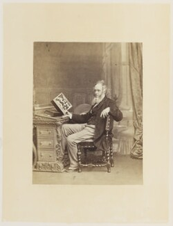 John Obadiah Westwood, by Ernest Edwards, published by  Lovell Reeve & Co - NPG Ax13916