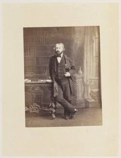 Alexander James Beresford Beresford Hope, by Ernest Edwards, published by  Lovell Reeve & Co - NPG Ax13917