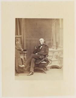 William Allen Miller, by Ernest Edwards, published by  Lovell Reeve & Co - NPG Ax13923