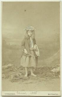 Elinor Rendel (née Strachey), by Robert Faulkner, 1866 - NPG x13874 - © National Portrait Gallery, London
