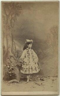 Alice Emma Sturgis Brand (née Van de Weyer), by Ferdinand Jean de la Ferté Joubert - NPG x13872