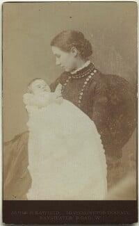 Elizabeth Rendel; Elinor Rendel (née Strachey), by James S. Bayfield, 1883 - NPG x13146 - © National Portrait Gallery, London