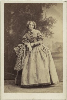 Caroline Heath, by Camille Silvy - NPG x17473