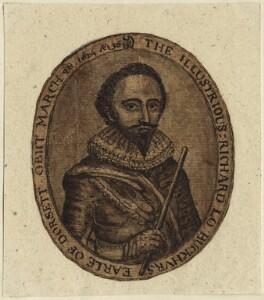 Richard Sackville, 3rd Earl of Dorset, after Unknown artist - NPG D25805