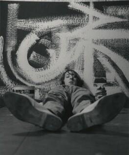 Barry Fantoni, by Lewis Morley, 1965 - NPG x131105 - © Lewis Morley Archive