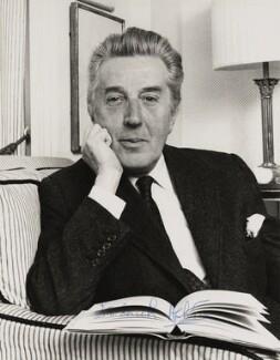 Sir Frederick Ashton, by Unknown photographer - NPG x336