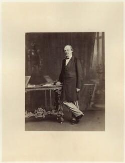 Sir Julius Benedict, by Ernest Edwards - NPG x722