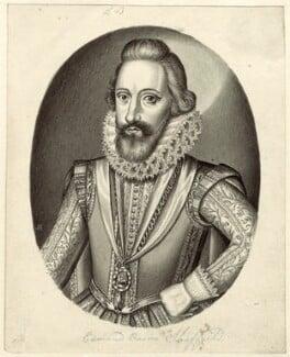 Edmund Sheffield, 1st Earl of Mulgrave, after Unknown artist - NPG D25835
