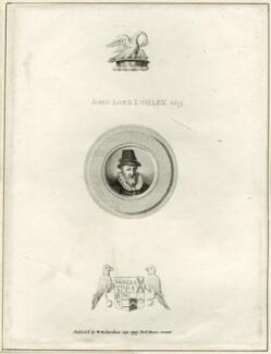 John Lumley, 1st Baron Lumley, published by William Richardson - NPG D25837