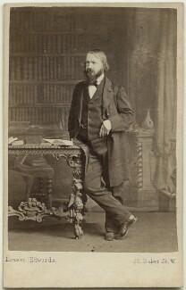 Alexander James Beresford Beresford Hope, by Ernest Edwards - NPG Ax8575