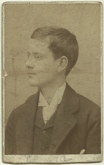 Ralph Strachey, by Thomas Fall, 1880s - NPG x38559 - © National Portrait Gallery, London