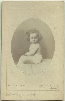 Dorothy Bussy (née Strachey), by Robert Faulkner - NPG x13882
