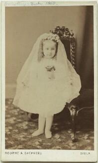 Dorothy Bussy (née Strachey), by Bourne & Shepherd - NPG x13885