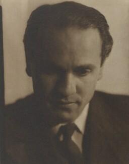 Sidney Lewis Bernstein, 1st Baron Bernstein of Leigh, by Howard Coster - NPG Ax2313
