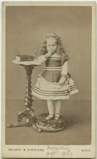 Dorothy Bussy (née Strachey), by Bourne & Shepherd - NPG x13888
