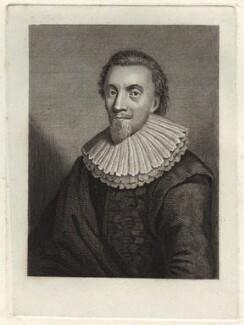 George Calvert, 1st Baron Baltimore, after Unknown artist - NPG D25854