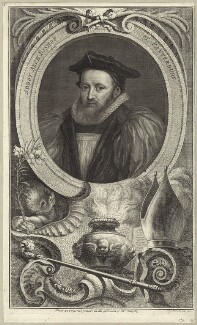 George Abbot, by Jacobus Houbraken - NPG D25860