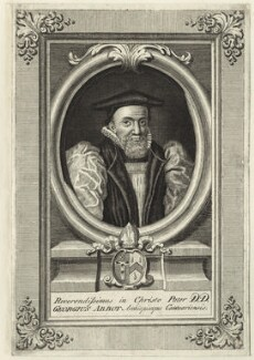 George Abbot, by George Vertue - NPG D25862