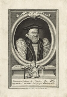 George Abbot, by George Vertue - NPG D25863