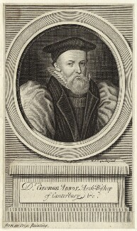 George Abbot, by Michael Vandergucht - NPG D25864