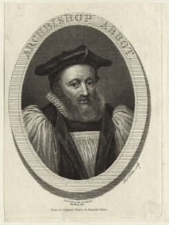 George Abbot, by Thomas Trotter - NPG D25865