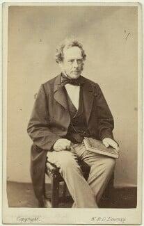 Charles Pelham Villiers, by W. & D. Downey, 1860s - NPG Ax8666 - © National Portrait Gallery, London