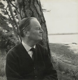 Kenneth Clark, Baron Clark, by Janet Stone - NPG x14262