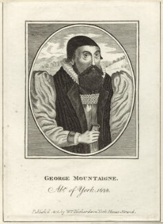 George Mountain (Montaigne), published by William Richardson - NPG D25879