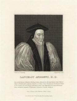 Lancelot Andrewes, by James Tuck - NPG D25885