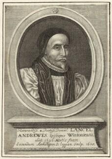 Lancelot Andrewes, by David Loggan - NPG D25886