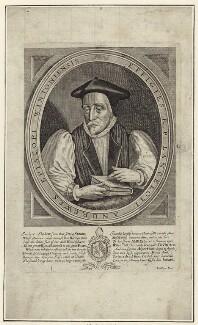 Lancelot Andrewes, by John Payne - NPG D25897
