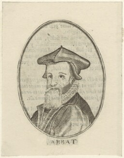 Robert Abbot, after Unknown artist - NPG D25918