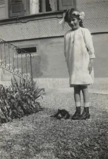 Janie Bussy, by Unknown photographer, circa 1912 - NPG x38586 - © National Portrait Gallery, London