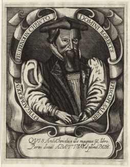 Robert Abbot, after Unknown artist - NPG D25921