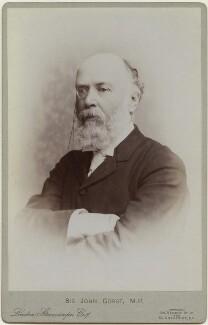 Sir John Eldon Gorst, by London Stereoscopic & Photographic Company - NPG x17084