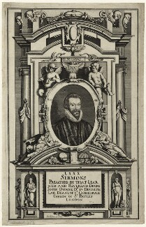 John Donne, by Matthäus Merian the Younger - NPG D25950