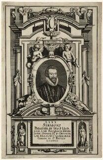 John Donne, by Matthäus Merian the Younger, published 1640 - NPG D25950 - © National Portrait Gallery, London
