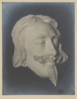 King Charles I, by Bealing & Son, after  Unknown artist - NPG D31975