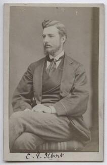 Sir Courtenay Peregrine Ilbert, by Oscar Gustav Rejlander - NPG x12117