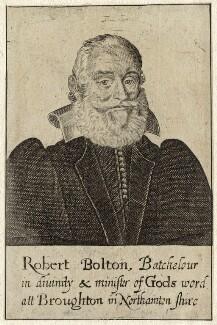 Robert Bolton, after Unknown artist - NPG D25983
