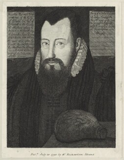 Nicholas Byfield, published by William Richardson - NPG D26012
