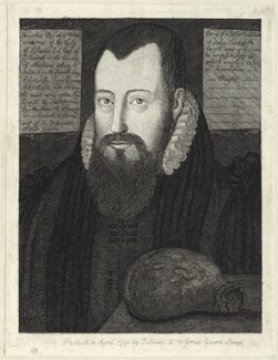 Nicholas Byfield, published by John Simco - NPG D26013