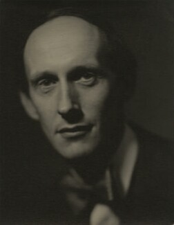 Lord David Cecil, by Howard Coster - NPG x10657