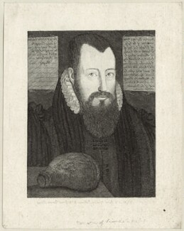 Nicholas Byfield, published by John Simco - NPG D26014