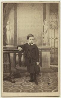 Richard Chicheley Plowden, by Conway Hart - NPG x26178