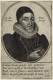 John Dod, by Thomas Cross - NPG D26020