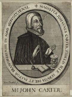 John Carter, by John Dunstall, after  Robert Vaughan - NPG D26026