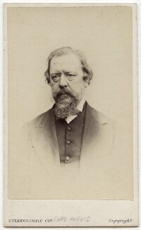 George Francis Robert Harris, 3rd Baron Harris, by London Stereoscopic & Photographic Company - NPG x45198