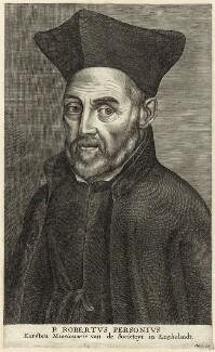 Robert Parsons, by Jacobus Neeffs (Neefs) - NPG D26043