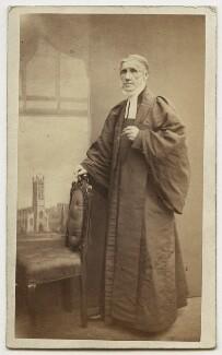 Edward Bannerman Ramsay (né Burnett), by Ross & Thomson - NPG x21985